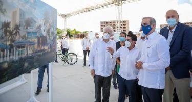 Abinader resalta avance de proyecto de lujo Margaritaville en Cap Cana